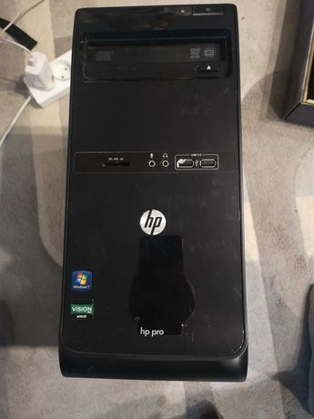Komputer hp pro 3400