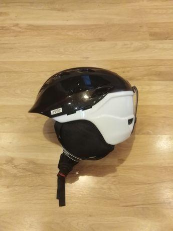 Kask snowboard/narty marki UVEX rozmiar M