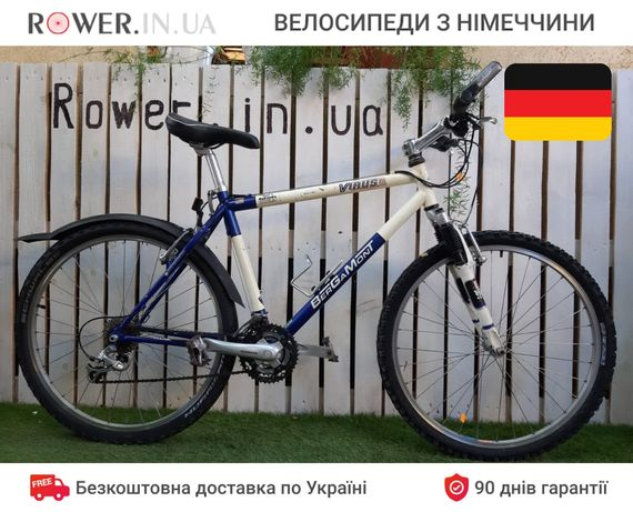Велосипед гірський бу Bergamont Virus 26 D6 / Велосипеды mtb