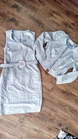 Zan -Mar komplet sukienka 42 /XL