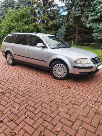 Volkswagen Passat 1.9 TDI 130KM 2004