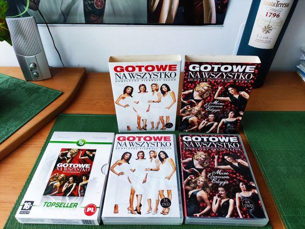 Serial Gotowe Na Wszystko Sezon 1+ 2 (Desperate Housewives) (11 DVD)