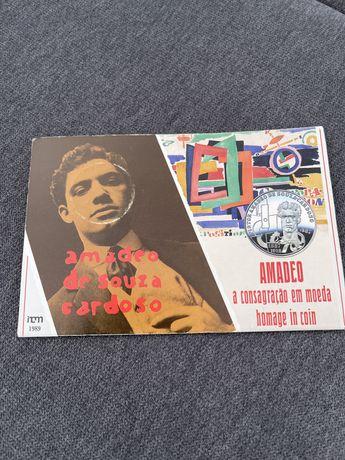 Moeda - Amadeo de Sousa Cardoso-1989