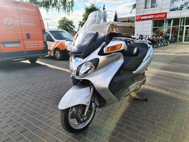 Макси-скутер SUZUKI SKYWAVE 650LX Идеальный! Без пробега по Украине