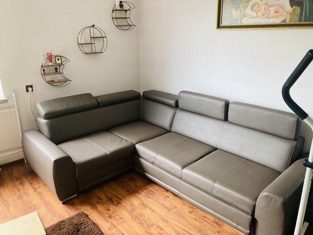 Łóżko Sofa Kanapa Narożnik  okazja 267 cm x95 cm