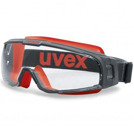 Панорамные защитные очки uvex u-sonic