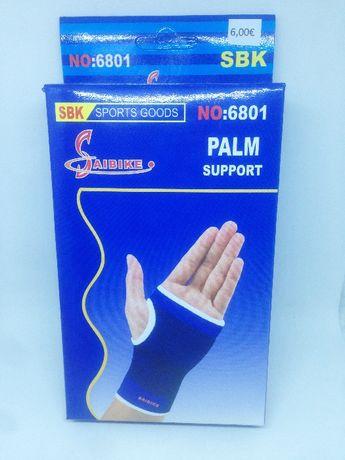 Suporte elástico de pulso / Mão elástica