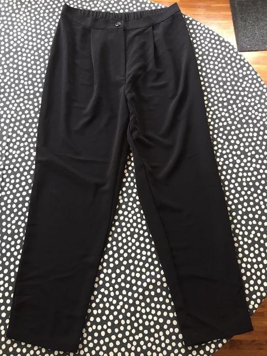 Spodnie czarne HM  40 Gdynia - image 1