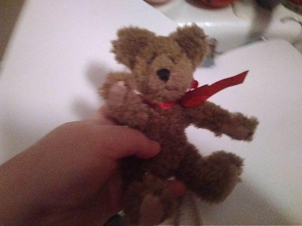 игрушка мягкая мишка медведь средний коричневый фирменный кудрявый