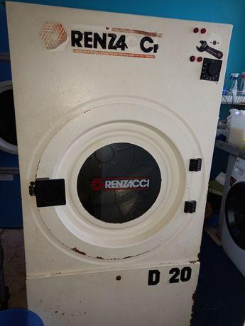 Secador industrial para pessas mas em funcionamento muito velho