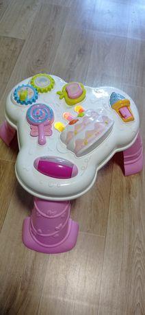 Розвиваюча іграшка, столик для діток 6-18 місяців