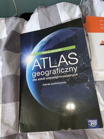 Atlas geograficzny zakres podstawowy oblicza geografii