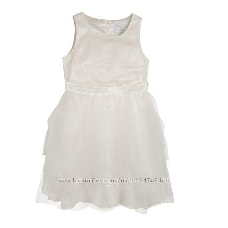 Нарядное платье Смик рост 140-146см