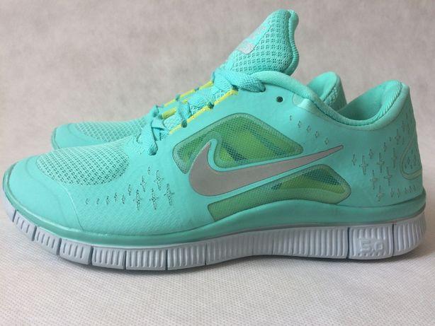 Nike Free Run 5.0 Miętowe Damskie Rozmiar 36 Wysyłka Pobranie 24H HIT!
