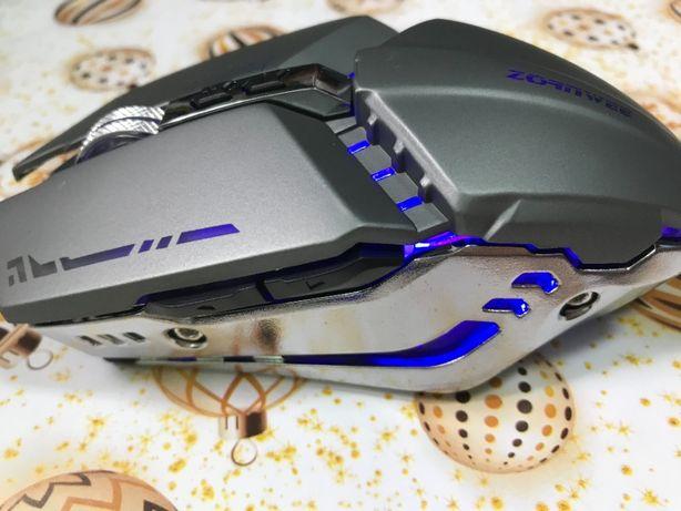 Мышь беспроводная с подсветкой ACETECH CH002 с аккумулятором