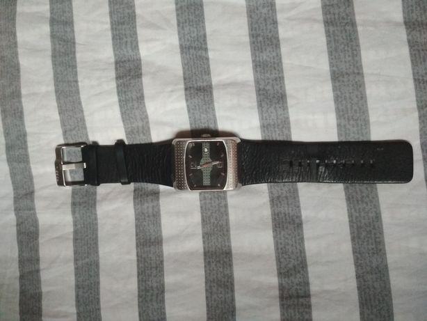 Zegarek fossil skóra skórzany