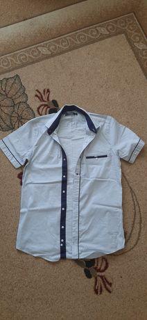 Рубашка с коротким рукавом (шведка)