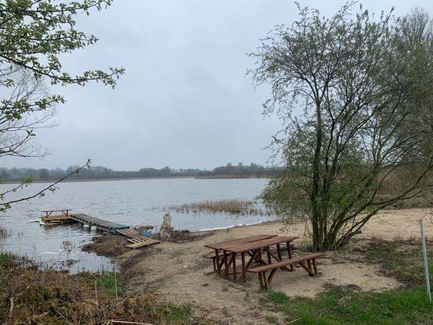 Działka nad jeziorem w Strzeszowie obok Trzcińsko-Zdrój