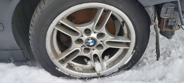 ALUFELGI BMW 5x120 17 cali STYLING 66 8j i 9j + zapasówka