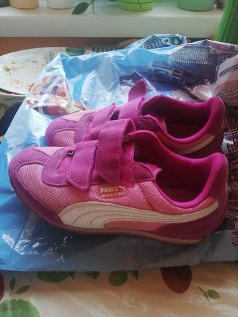 Buty Puma whirlwind dla dziewczynki