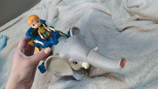 Слон national geographic игрушки