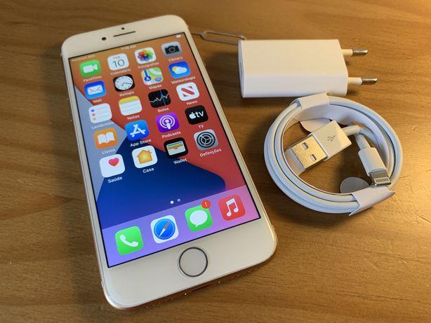 Iphone 8 64gb livre desbloqueado gold