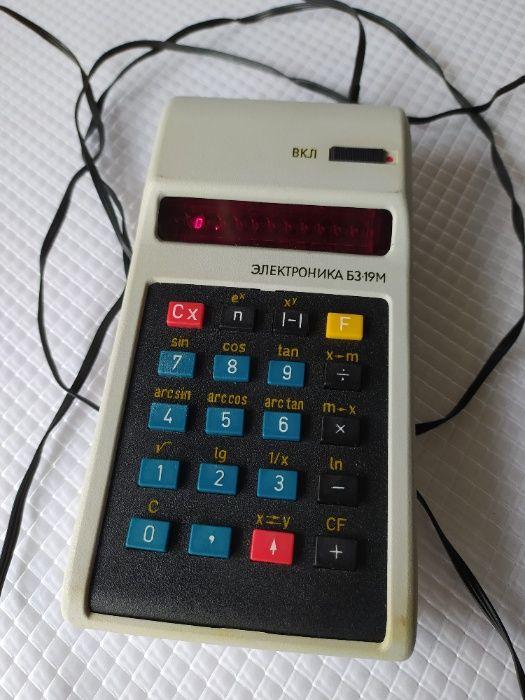 Микро калькулятор Электроника Б3-19М Киев - изображение 1