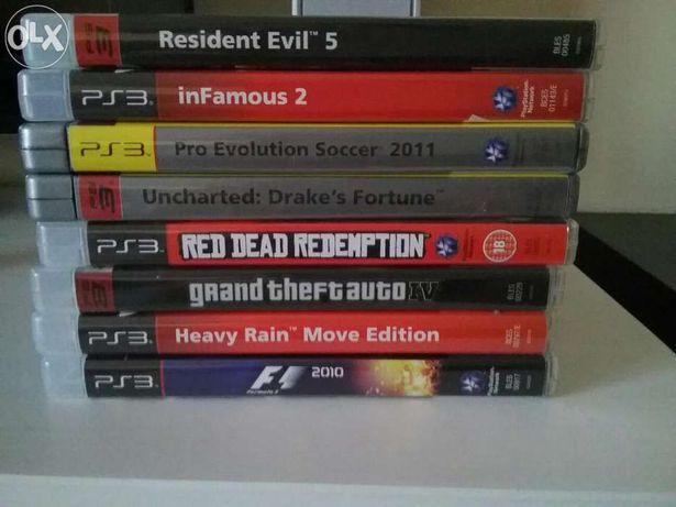 Jogos PS3 vários