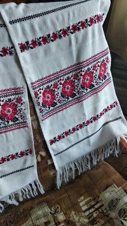Весільний рушник Свадебный рушнык Ручная работа