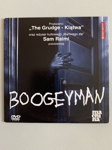 Boogeyman Barry Watson Lucy Lawless dvd