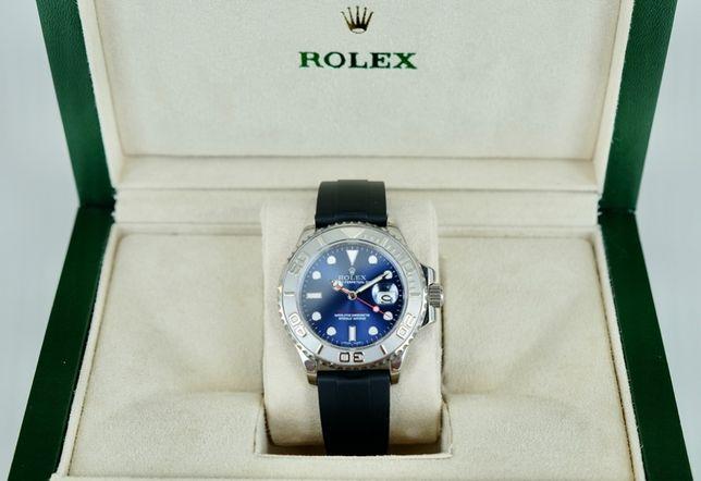 Rolex Yacht Master Superlative Blue механические наручные часы ААА