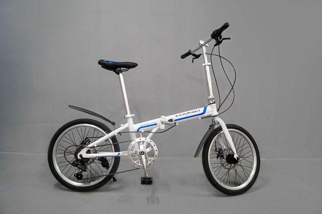 Городской Компактный Велосипед Складной   12 кг вес