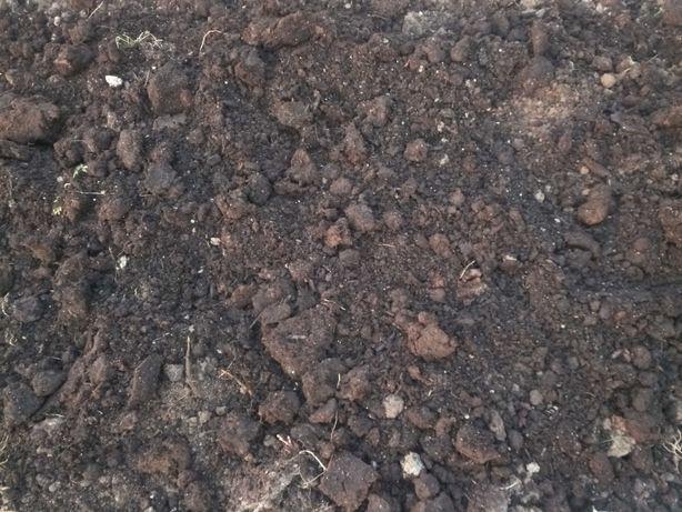 Torf ziemia kopana