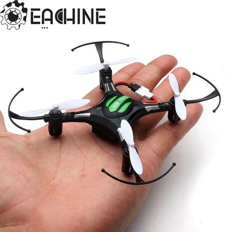 Квадрокоптер Eachine H8 mini беспилотник дрон в подарок аккумулятор