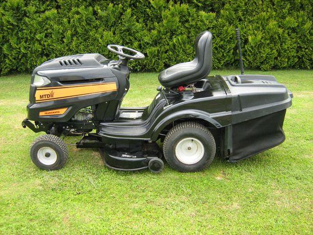 Traktorek kosiarka MTD 15,5 KM kosz