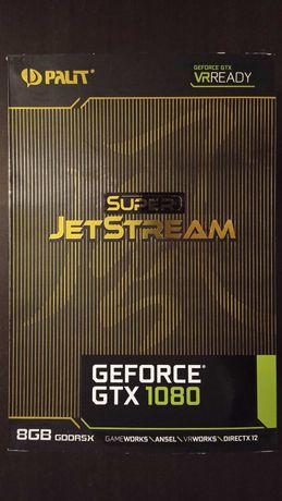 Placa gráfica Palit GeForce GTX 1080 Super JetStream 8GB