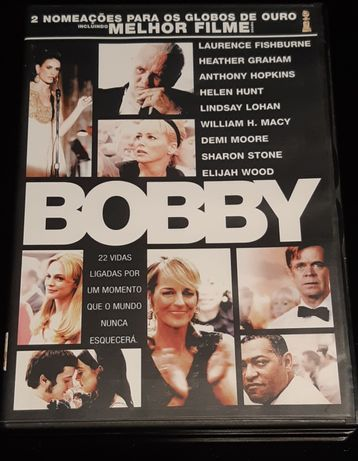 DVD Bobby