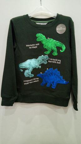 Толстовка H&M свитер