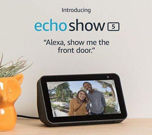Amazon Echo Show 5 - Charcoal