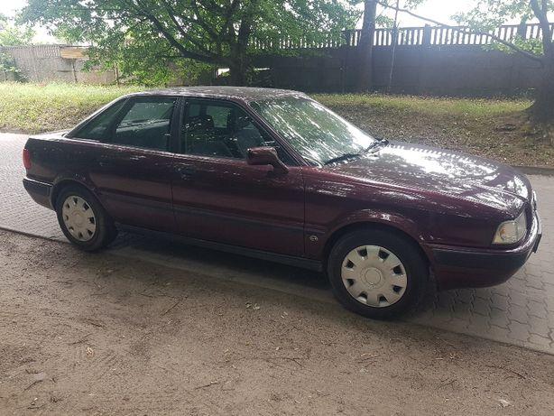 Audi 80 B4 rocznik 1993 poj 2.0 benzyna
