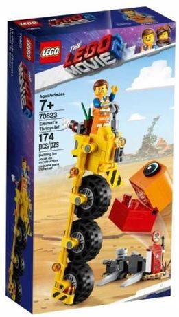 Klocki Lego Movie Trójkołowiec Emmeta 70823