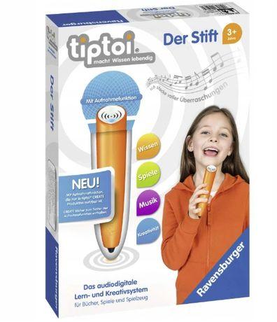 Interaktywny długopis Tiptoi Ravensburger
