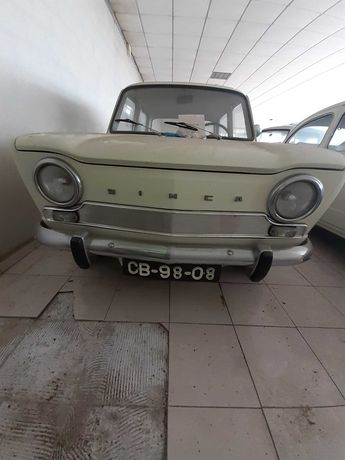 SIMCA 1000 DE 1965