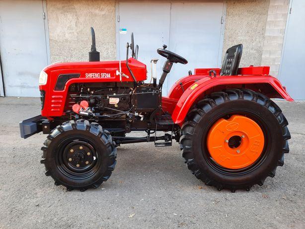 Продам трактор Шифенг 244. 24к.с. 4×4. Б/У. Ідеальний стан.