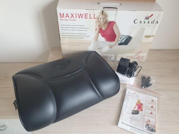 Массажная подушка Maxiwell CASADA в идеальном состоянии