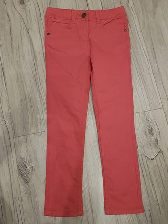 Spodnie dziewczęce r116