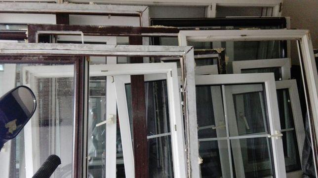 Okna z demontażu,parapety,moskitery