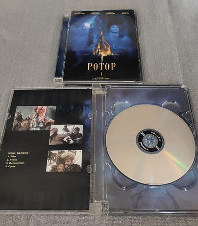 Potop - 2 x DVD wydanie kolekcjonerskie