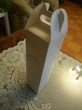 Pudełko na alkohol dla gości weselnych. Podziękowania