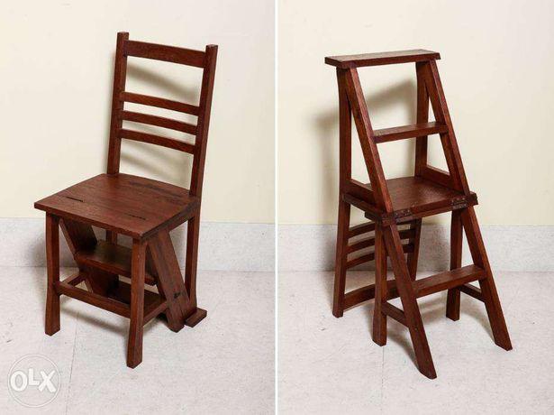Cadeira/Escadote